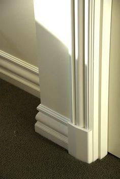 Gallery Architraves, Timber Mouldings, Skirting, Pre-Primed Skirting   Australian Moulding Co
