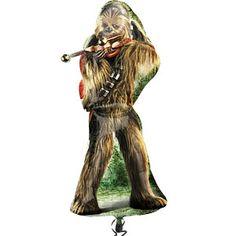 Star Wars Chewbacca Supershape Balloon - 38'' Foil