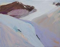 Sarah Awad - Landing/Grounding, 2011, oil on canvas