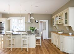 Solid Oak and Painted Kitchens by Neptune