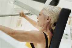 Beginning Weight-Lifting Programs for Women Over 40 | LIVESTRONG.COM