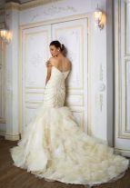 Carmen (2) Designer Wedding Gowns, Designer Gowns, Plus Size Designers, Crystal Beads, Veil, Bridal Gowns, One Shoulder Wedding Dress, High Fashion, Royalty