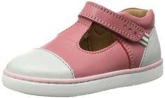 BellyButton 331108/L – Zapatos primeros pasos de cuero para niño