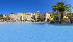 Beach Pool at Loews Portofino Bay Hotel- Orlando