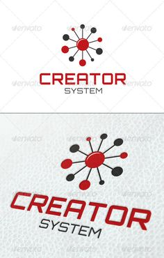 Creator System #GraphicRiver Creator System Logo Template is especially designed for your company. -100% Customizable -All colors and text can be modified -CMYK In this Package: -Ai file compatible with Illustrator (CS+). -Eps file compatible with Illustrator (CS+). -Psd file with vector shapes (CS+) -instructions.txt for the informations about the fonts used. Created: 22June12 GraphicsFilesIncluded: PhotoshopPSD #VectorEPS #AIIllustrator Layered: Yes MinimumAdobeCSVersion: CS Resolution…