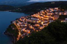 Lastres desde el mirador de la Capilla de San Roque   Flickr: Intercambio de fotos