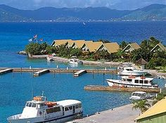 Our 10th Anniversary  Peter Island, BVI