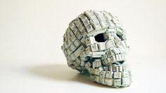 teschiotastiere - keyboards skull