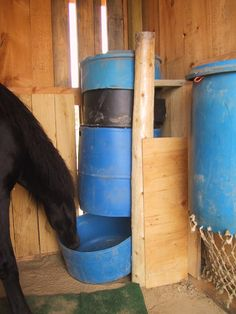 1000 Images About Horse Feeders An Hay Storage On