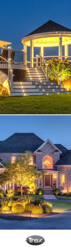 House Down Lighting Outdoor Accents Lighting Home Home