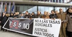La Brigada Tuitera vuelve a la carga: por una Justicia independiente con medios y sin tasas judiciales