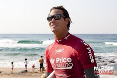 Mr Price Pro Ballito Jordy Smith looking fresh after winning a heat. Brandon Jackson, Number Two, Champion, Surfing, African, Fresh, Surf, Surfs Up, Surfs