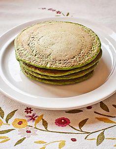 Tortitas de espinacas, receta de Irán con Thermomix