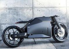 Japan Design: Way of the Samurai Embodied In Motorbike