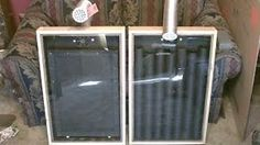 How To A Make Solar Air Heater That Produces 140 Degree Temperature Even With Outdoor Air In The Mid 40's...Awesome, And Easy To Make - Page 2 of 2 - The Good Survivalist