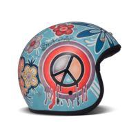 DMD, Vintage Helmet - Flower Power - Le Rock - Parts & Accessories for Harley-Davidsons