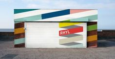 Rhyl re-brand by Proud Creative on Creative Journal