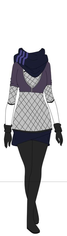 Naruto Outfit Auction Adoptable 5 (CLOSED) by Y-uno on DeviantArt