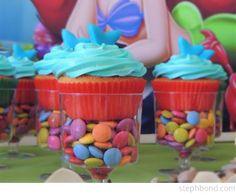 Bondville: Tora's Ariel-inspired 5th mermaid birthday party