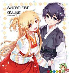 Bộ sưu tập Fanart Kirito trong anime Sword Art Online