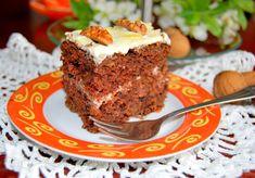 ciasto marchewkowe, carrot cake