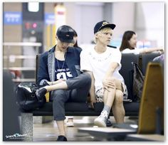 Ya know just Sehun and Luhan