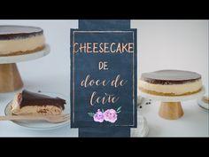 Cheesecake de Doce de Leite - Vai comer o quê?