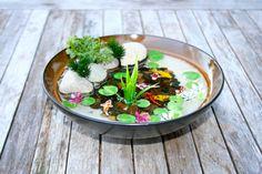 Miniature Koi Pond in Resin by rezinology on Etsy, $41.00