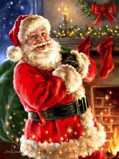 Christmas Scenery, Cozy Christmas, Christmas Pictures, All Things Christmas, Vintage Christmas, Xmas, Victorian Christmas Decorations, Beautiful Live, Krishna Radha