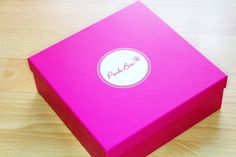 Pinkbox August 2016 Pink Bar, Box, Container, Snare Drum