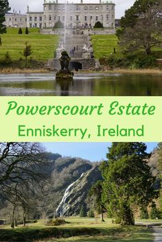 Visiting Powerscourt Estate in Ireland | Gone with the Family