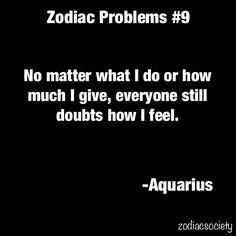 Aquarius- Zodiac Society