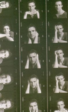 Ralph Fiennes at 29