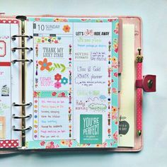 filofax decorated pages - Google Search