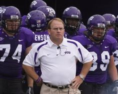 TCU Head Coach Gary Patterson Quotes from Big 12 Media Days