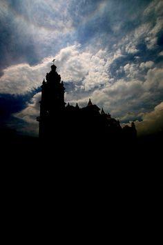 Cielo de Cholula.