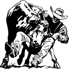 Rodeo Bullfighting Home Decal Vinyl Sticker X -- Learn more by visiting the image link. (This is an affiliate link and I receive a commission for the sales) Wood Burning Patterns, Wood Burning Art, Rodeo, Westerns, Stencil Art, Stencils, Bull Riding, Cowboy Art, Leather Art