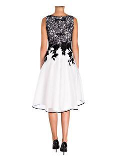 Kleid ANABELLE mit Spitzenbesatz von coast bei Breuninger kaufen
