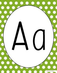 Cute 26-page alphabet for any classroom. Adds a little color to your wall!Please, leave a feedback, so I can adjust! :)Ce(tte) cration est mise  disposition selon les termes de la Licence Creative Commons Paternit 4.0 International.
