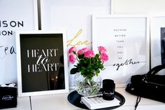 Career Girl Tips Archives - Career Girl Daily Paris Living Rooms, Living Room Decor, Waiting Room Design, Girl Desk, Son Love, My Room, Happy Valentines Day, Pink Roses, Home Projects