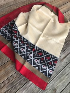 Art Silk Printed Pochampally Saree in Off White, Black and Red Sumo, Women Clothing Stores Online, Party Sarees, Pochampally Sarees, Elegant Saree, Blouse Designs, Blouse Patterns, Art Silk Sarees, Saree Dress