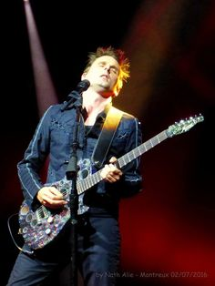 MUSE : [photos] MUSE_02 JULY 2016 - MONTREUX JAZZ FESTIVAL :: MONTREUX, SWITZERLAND