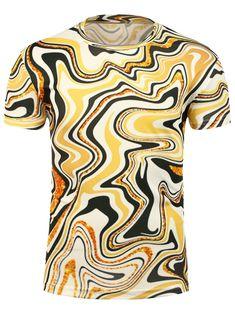 T-Shirts   Colormix Tie Dye Print T-Shirt - Gamiss #menst-shirtsstyle
