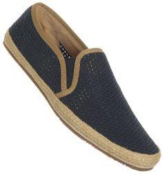Hudson Belafonte Navy Mesh Shoes