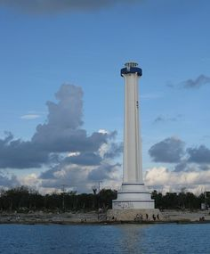 Punta Ealetita lighthouse [2000 - Isla Cozumel, Yucatán, Mexico]