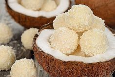 Friday Favs: Coconut & Lemon Bliss Balls