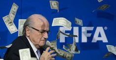 Blatter se refugiará en el periodismo