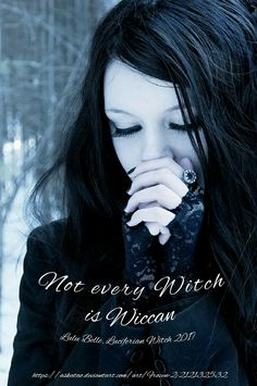 ❤Not every Witch is Wiccan .... Much love, Lulu Belle x Image Source ~ https://askatao.deviantart.com/art/Frozen-2-212132532 ❤
