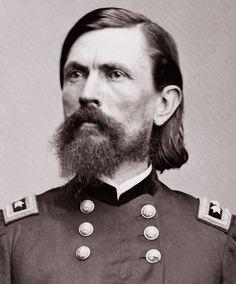 Brigadier General Thomas Leonidas Crittenden, USA  (1819 – 1893)