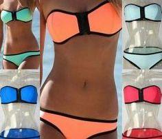 Trendy Woman Swimsuit Set, Push up Bikini Swimsuit, Bikini Set Swimwear